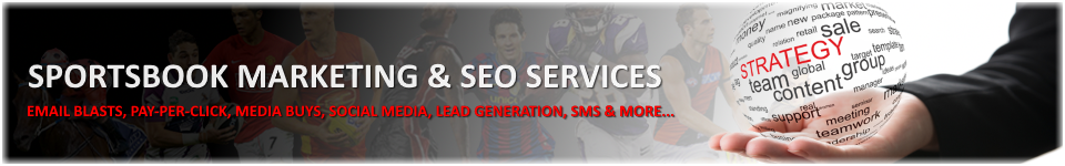 sportsbook marketing and SEO services